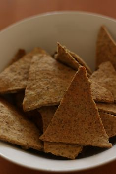 """""""Corn"""" chips without corn, gluten, dairy, soy, egg or nuts!"""