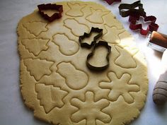Sweets Recipes, Cookie Recipes, How To Make Cake, Food To Make, Jam Tarts, Christmas Birthday Party, Greek Desserts, Christmas Baking, Christmas Recipes