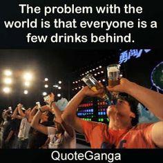 Few drinks..  #shortjokes