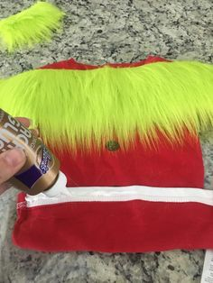 Whoville: Grinch Inspired Outfit Tutorials - Cloud 9 Studios - Wesley Chapel, Florida Kids Grinch Costume, Grinch Halloween, Whoville Costumes, Grinch Party, Toddler Costumes, Halloween Projects, Halloween Costumes For Kids, Diy Costumes, Halloween Diy