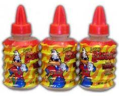 Lucas Gusano Tamarindo mexican Candy Pulp