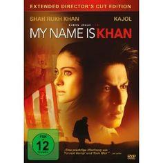 My Name Is Khan: Extended Directors Cut Edition Director's Cut: Amazon.de: Shah Rukh Khan, Kajol, Katie A. Keane, Shankar Mahadevan, Loy Mendonsa, Ehsaan Noorani, Karan Johar: Filme & TV