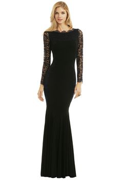 I'm wearing this to the Military Ball 2/25/14 Blumarine Couture Curve Gown