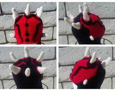 crochet pikachupikachu hatpikachu costumepokemon by Handmade75