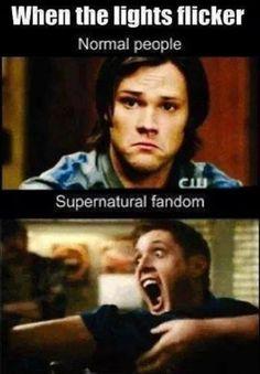 Supernatural lol