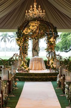 Picture-Perfect Wedding Ceremony Ideas