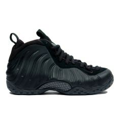 reputable site 33818 d0a56 Nike Air Foamposite one All Black 314996-001 Authentic Jordans, Nike Shoes,  Converse