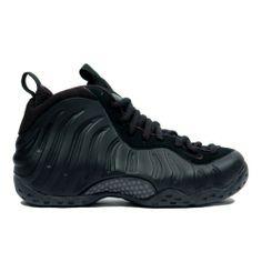 reputable site d7e64 21361 Nike Air Foamposite one All Black 314996-001 Authentic Jordans, Nike Shoes,  Converse