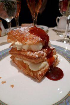 Decouverte Le Violon d'Ingres Christian Constant restaurant a Paris 75007
