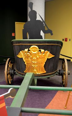 """Chariot from the 1959 movie """"Ben-Hur"""""""