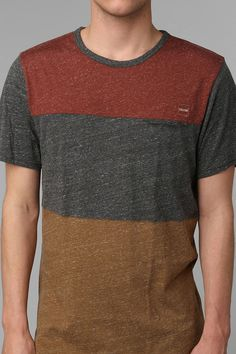 Urban Outfitters Volcom Fortunate Crewneck Tee