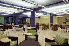 Esperanza college student lounge.