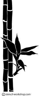 bamboo stencil - Cerca con Google