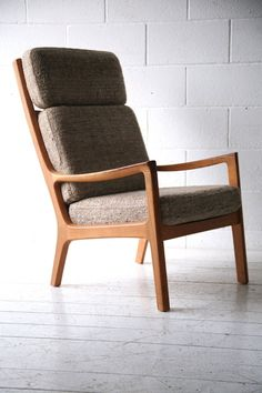 1960s Armchair by  Ole Wanscher 3