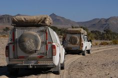 RPA i Namibia – naprawdę warto! South of Africa Off-Road Adventure 2012