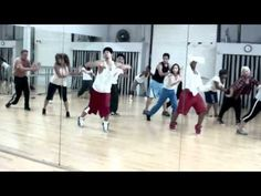 LMFAO - Sexy And I Know It Hip Hop Dance Video » Matt Steffanina Choreography