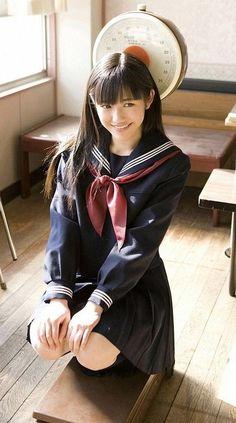 1 million+ Stunning Free Images to Use Anywhere Japanese School Uniform Girl, School Girl Japan, School Uniform Girls, Japan Girl, Cute School Uniforms, Girls Uniforms, Cute Asian Girls, Cute Girls, Kawai Japan
