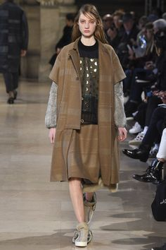 Kolor Fall 2016 Menswear Fashion Show