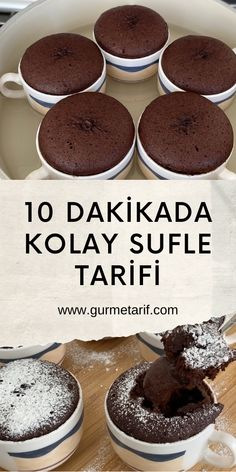 Best Easy Dinner Recipes, Easy Cake Recipes, Dessert Recipes, Tasty, Yummy Food, No Cook Desserts, Pastry Cake, Turkish Recipes, Food Dishes