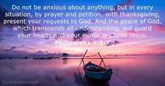 philippians 4 6-7 - Google Search Philippians 4 6 7, Peace Of God, Anxious, Prayers, Mindfulness, Google Search, Prayer, Beans, Consciousness