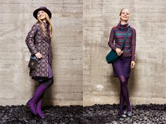 La moda etica di Auteurs du Monde per l'inverno 2013 - Tendenze donna - diModa - Il portale... di moda