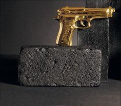 La Mia Pistola by Seletti