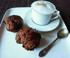 Valentines chocolate muffins :-)