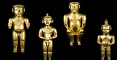 Colombia's Quimbaya treasure looks set to stay in Spain Colombian Art, Golden Treasure, Easter Island, Inca, Galapagos Islands, Gold Work, Buddhist Art, Ancient Jewelry, Silver Bars
