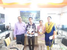 Congratuiation - Amroli College In Book Review Competition at R.V.Patel College 1st Rank-Ukani Kaushik R. and  3rd Rank - Kaklotar Sonal 08-09-2015