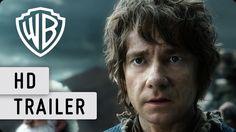 DER HOBBIT: DIE SCHLACHT DER FÜNF HEERE - Trailer F3 Deutsch HD German #OneMoreTime