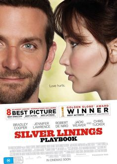 Happy Friday! Have you seen Silver Linings Playbook? Leave a one word review below and send your mates a souvenir from the film here: http://on.fb.me/RPIw7E
