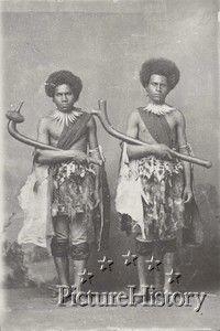 Fiji Warriors  1870
