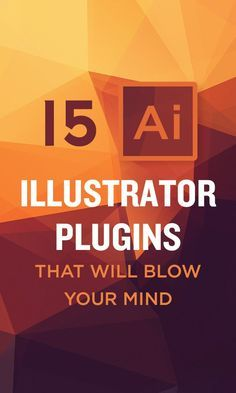 With every new release, Adobe Illustrator expands on its powerful vector-editing capabilities. But if that's not enough to keep you satisfied, thankfully there's a vast range of third party add-ons out there to help you save time and add a bit of polish to your design. Here are 15 Illustrator add-ons we recommend you integrate into your workflow.