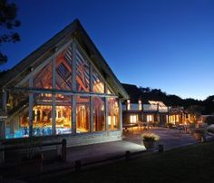 The Shed | Luxury Country Home in Somerset | kate & tom's Large Holiday Homes, Cathedral Windows, Spa Rooms, Oak Dining Table, Treatment Rooms, Outdoor Playground, Rock Pools, Reception Rooms, Skylight