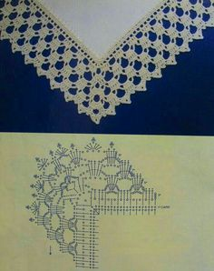 Breathtaking Crochet So You Can Comprehend Patterns Ideas. Stupefying Crochet So You Can Comprehend Patterns Ideas. Crochet Boarders, Crochet Edging Patterns, Crochet Lace Edging, Crochet Motifs, Crochet Diagram, Lace Patterns, Crochet Chart, Crochet Designs, Crochet Doilies