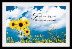 find the joy in your life - Google Search