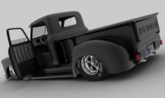 1951 Custom Chevy Truck. Put it back to stock height maybe a bit higher, and I'd love it.