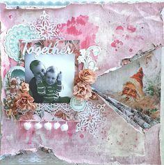 Silver Bells.  Together by Amanda Baldwin
