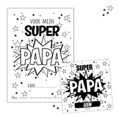 Super Papa, Mother And Father, Fathers Day Gifts, Gift Ideas, Father's Day Gifts