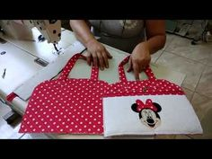 Aula 2-  Parte 1 _ Bolsa de passeio do bebê. - YouTube Doll Sewing Patterns, Sewing Tutorials, Sewing Projects, Chocolate Bouquet Diy, Diy Bags No Sew, Happy Birthday Wishes Images, Baby Girl Dress Patterns, Craft Bags, Patchwork Bags