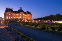 Château de Vaux le Vicomte - Nuit