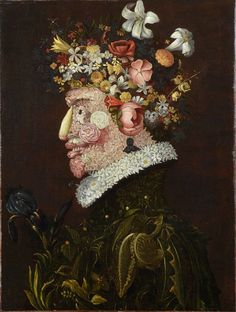 The Four Seasons / by Giuseppe Arcimboldo