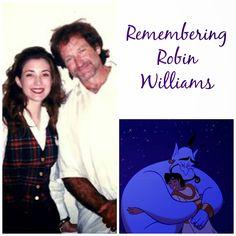 Babes in Disneyland: Remembering Robin Williams (at Disneyland)