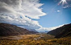 The Chacabuco Valley in Chilean Patagonia's newest national park
