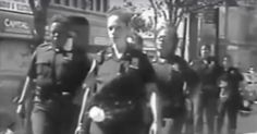 Haunting Footage Of First Responders Walking Into Twin Towers Moments Before Collapse
