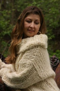 Mohair Sweater, Turtleneck, Men Sweater, Chunky Knitwear, Sweater Outfits, Pj, Knits, Lovers, Wool