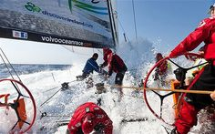 Volvo Ocean Race 2011/12: formidable challenge awaits six teams in 40,000 mile round-the-world race - Telegraph