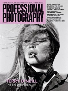#Professional #Photography #9. Terry O'Neill on Sinatra & The Stones. The story behind Prince's naked cover. Ralph Gibson: the american hero. Are paparazzi ruining our reputation? Hiring equipment: is rental mental? #Pulitzer prize winners.