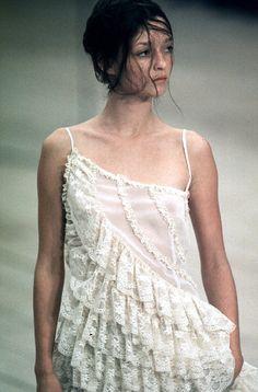 La Belle Otéro, fagunt:     Alexander McQueen spring 1999