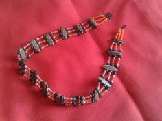 collier raz du cou style amérindien : Collier par ashantik